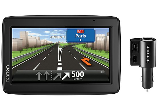 TomTom Start 25 M Special Edition Sat Nav - UK, ROI & Western Europe