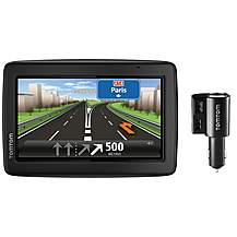 "image of TomTom Via 135 M Special Edition 5"" Sat Nav - UK, ROI & Western Europe"