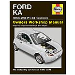 Haynes Ford Ka (96 - 08) P to 58 reg. Manual