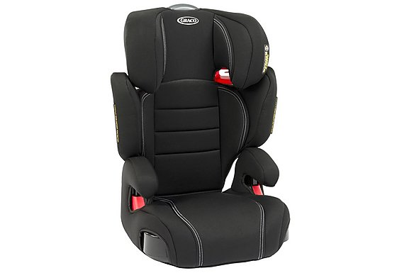 Graco Assure High Back Booster Seat Carbon
