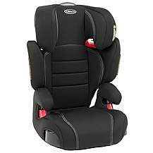 image of Graco Assure High Back Booster Seat Carbon