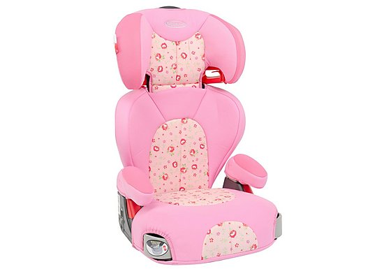 Graco Logico L High Back Booster Seat Rosie