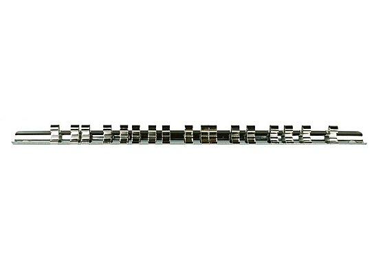 Halfords Professional Storage Rail 17 Piece 1/4
