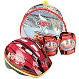 Cars 3 Helmet, Knee & Elbow Pad Set