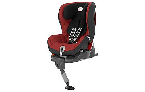 image of Britax Safefix Plus Child Car Seat Chili Pepper