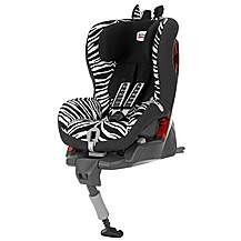 image of Britax Safefix Plus Child Car Seat Smart Zebra