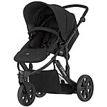 Britax B-Smart 3 Wheeled Pushchair Black Thunder