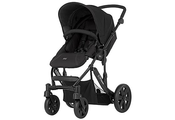 Britax B-Smart 4 Wheeled Pushchair Black Thunder