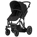 image of Britax B-Smart 4 Wheeled Pushchair Black Thunder