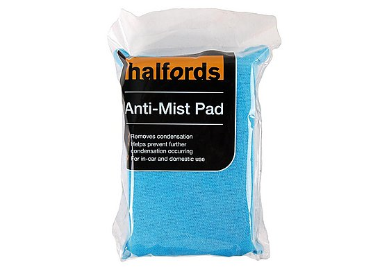 Halfords Anti Mist Pad