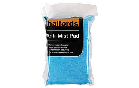 image of Halfords Anti Mist Pad