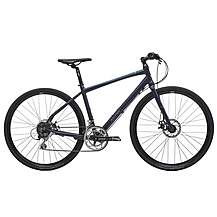 "image of Raleigh Strada 4 Mens 18"" Hybrid Bike"