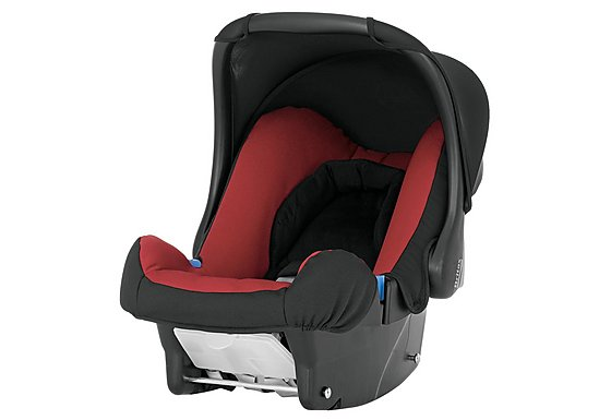 Britax Baby-Safe Car Seat Chili Pepper