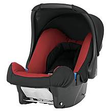 image of Britax Baby-Safe Car Seat Chili Pepper