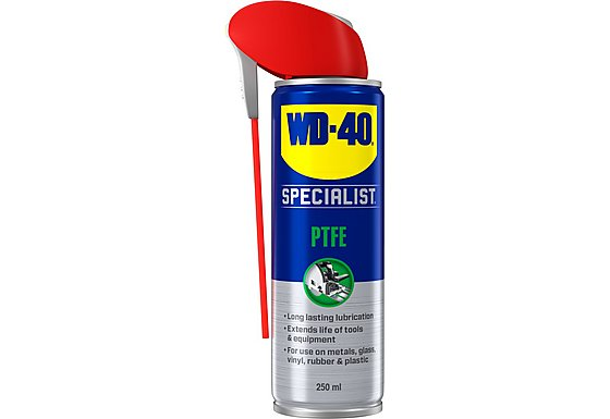 WD-40 Specialist High Performance PTFE Lubricant 250ml