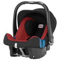 Britax Baby Safe Plus SHR II Baby Car Seat - Chilli Pepper