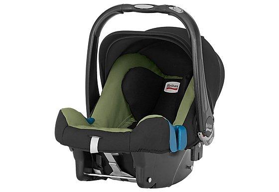 Britax Baby-Safe Plus SHR II Cactus Green