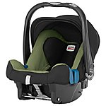 image of Britax Baby-Safe Plus SHR II Cactus Green