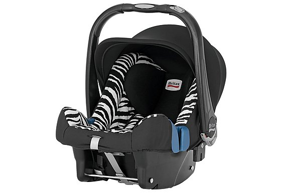 Britax Baby-Safe Plus SHR II Smart Zebra