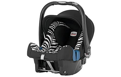 image of Britax Baby-Safe Plus SHR II Smart Zebra