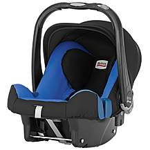 image of Britax Baby-Safe Plus SHR II Blue Sky