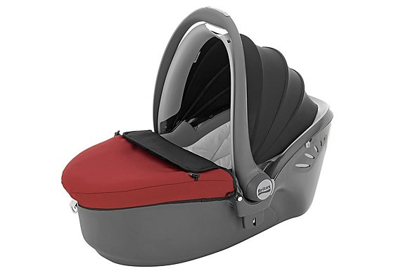 Britax Baby-Safe Sleeper Chili Pepper