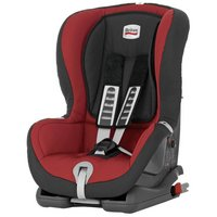 Britax Duo Plus Child Car Seat Chili Pepper