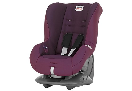 Britax Eclipse Child Car Seat Dark Grape