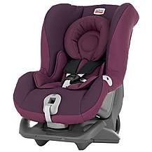 image of Britax First Class Plus Child Car Seat Dark Grape