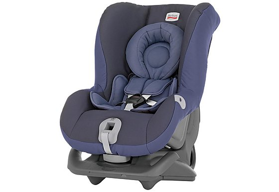 Britax First Class Plus Child Car Seat Crown Blue