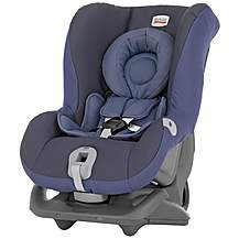 image of Britax First Class Plus Child Car Seat Crown Blue