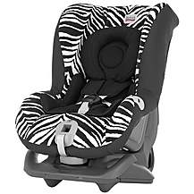 image of Britax First Class Plus Child Car Seat Smart Zebra