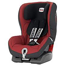 image of Britax King Plus Child Car Seat Chili Pepper