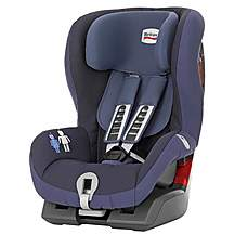 image of Britax King Plus Child Car Seat Crown Blue