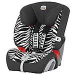 image of Britax Evolva 1-2-3 Plus Child Car Seat Smart Zebra
