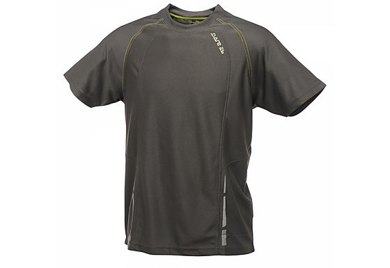 Dare 2b Mens Audacious Cycle Jersey Grey - Medium