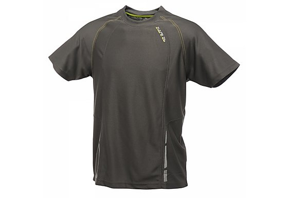 Dare 2b Mens Audacious Cycle Jersey Grey - Large