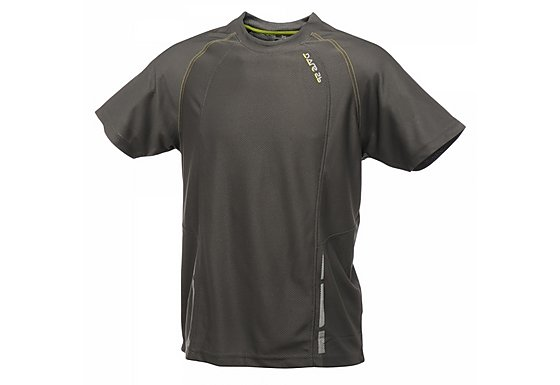 Dare 2b Mens Audacious Cycle Jersey Grey - X-Large