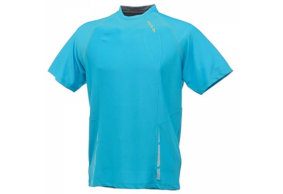 Dare 2b Mens Audacious Cycle Jersey Blue - X-Large