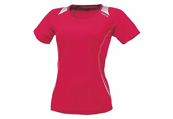 Dare 2b Womens Acquire Cycling Jersey Pink - Size 12