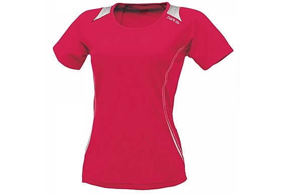 Dare 2b Womens Acquire Cycling Jersey Pink - Size 14