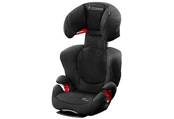 Maxi-Cosi Rodi AirProtect Booster Seat Modern Black