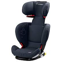 image of Maxi-Cosi RodiFix Booster Seat Total Black