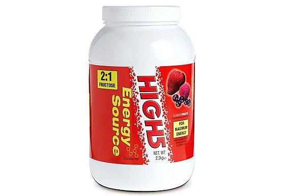 High5 Energy Source -  Summer Fruits - 2.2kg Jar