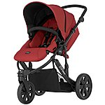 image of Britax B-Smart 3 Wheeled Pushchair Chili Pepper