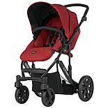 Britax B-Smart 4 Wheeled Pushchair Chili Pepper