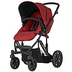 image of Britax B-Smart 4 Wheeled Pushchair Chili Pepper
