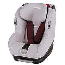 image of Maxi-Cosi Opal Car Seat Summer Cover Cool Grey