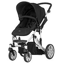 image of Britax B-Smart 4 Wheeled Pushchair Neon Black