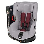 image of Maxi-Cosi Axiss Car Seat Summer Cover Cool Grey
